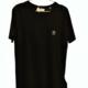 Just Hazel T-shirt Lamb black - Just Hazel