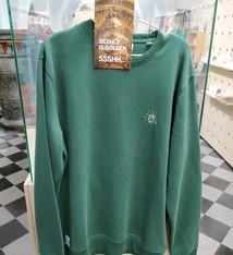 Just Hazel Sweater Lam groen - Just Hazel