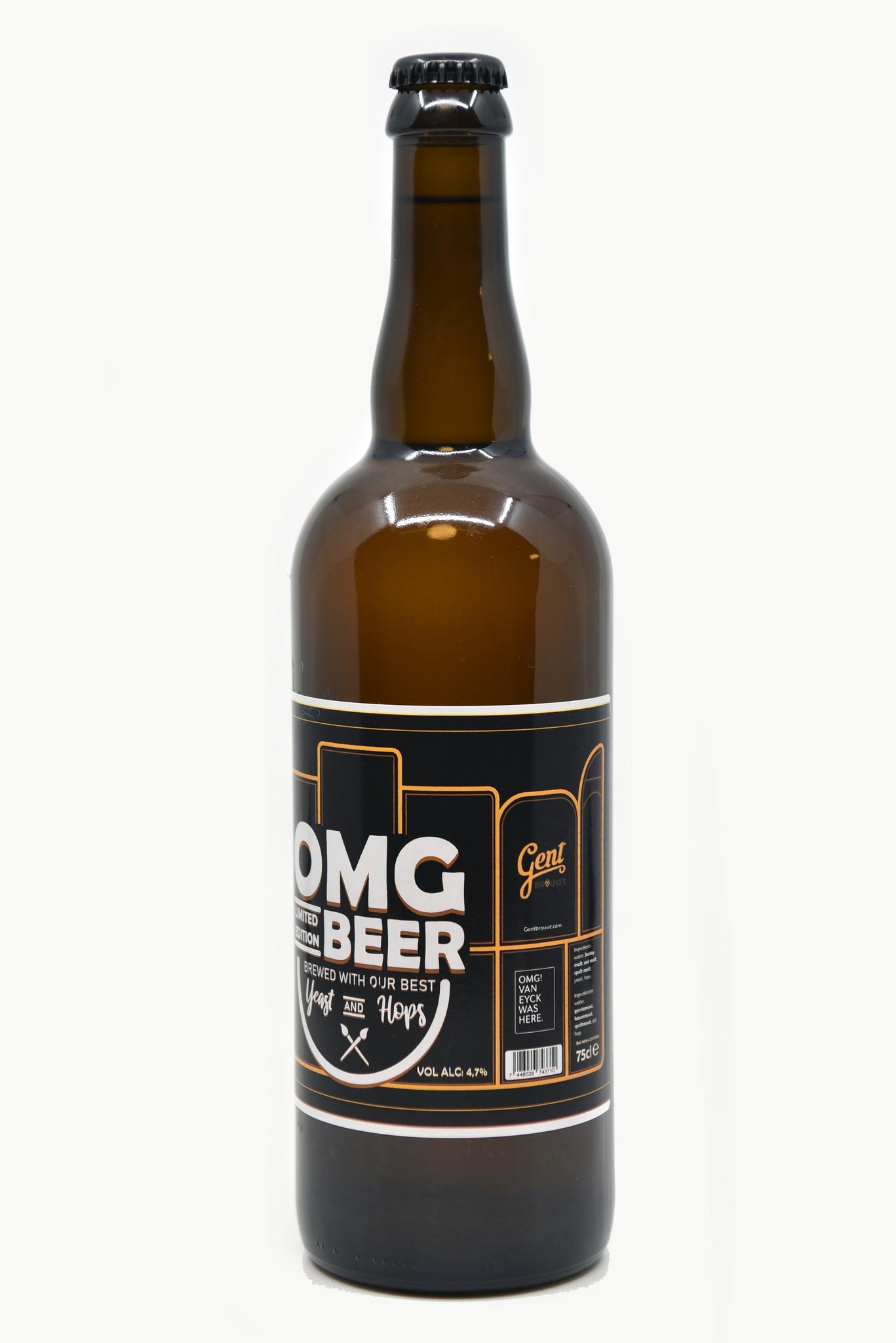 Gent Brouwt OMG Beer - Gent Brouwt