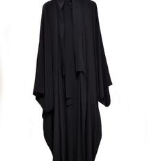 Zoë Vermeire Silk dressing gown - PECTEN