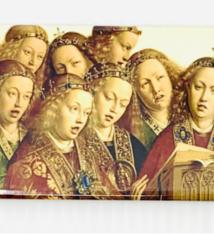 Sint-Baafskathedraal Magnet Singing Angels