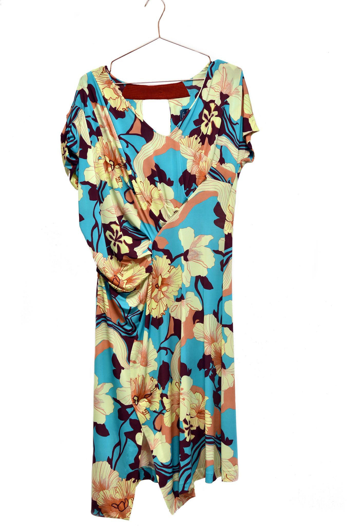 Nathalie Engels Dress with flowers - Nathalie Engels