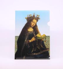 Sint-Baafskathedraal A4 file Mary