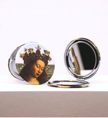 Sint-Baafskathedraal Travelling mirror Mary