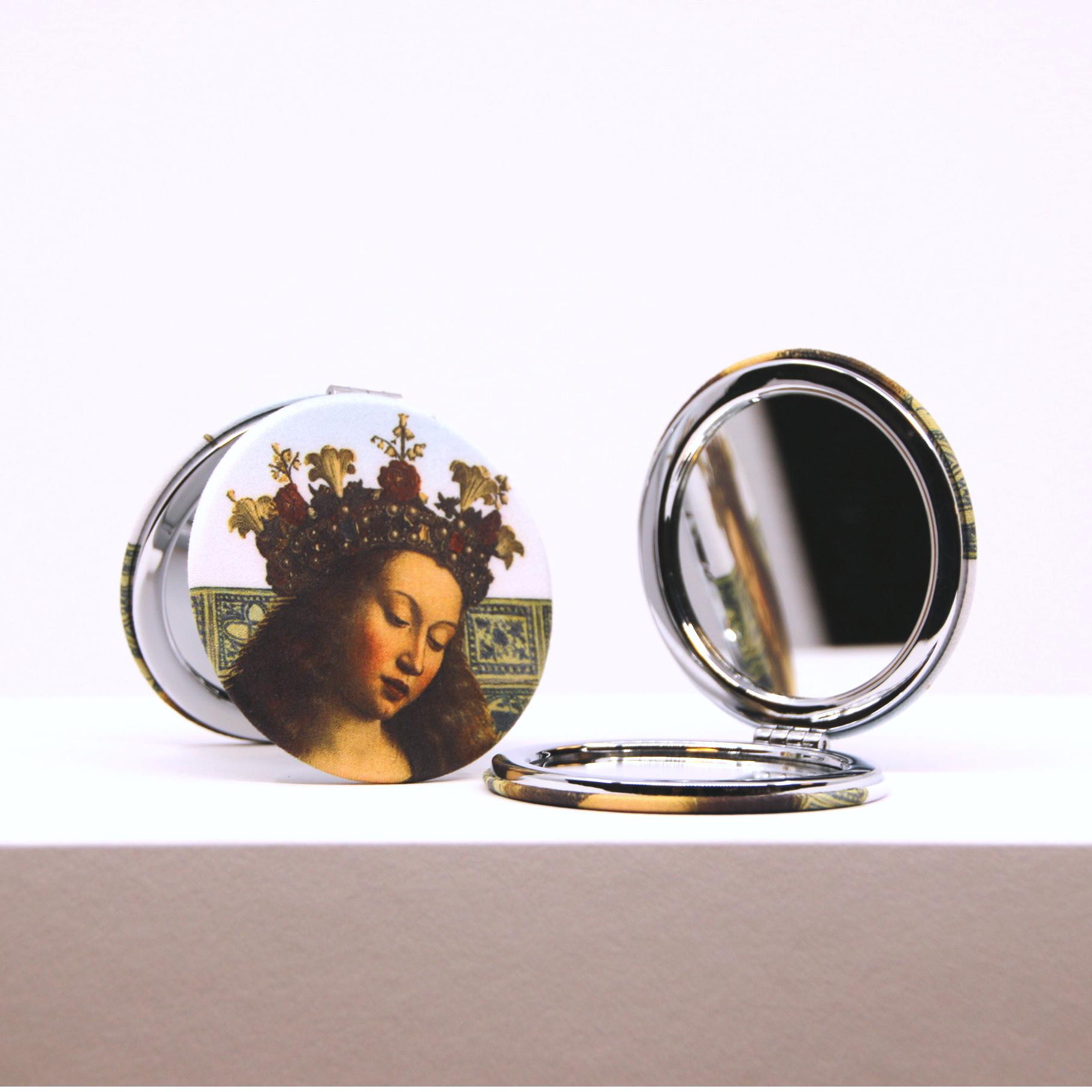 Sint-Baafskathedraal Reisspiegeltje Maria