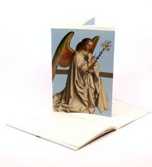 Sint-Baafskathedraal Schriftje Gabriël