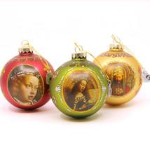 Sint-Baafskathedraal Pakket Drie Kerstballen