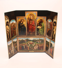 Sint-Baafskathedraal Triptych Ghent Altarpiece - small