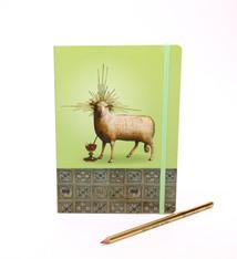 Sint-Baafskathedraal Notebook Mystic Lamb