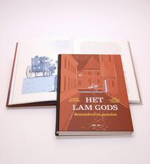 Uitgeverij Ballon Media Het Lam Gods. Bewonderd en gestolen - Harry De Paepe & Jan Van Der Veken