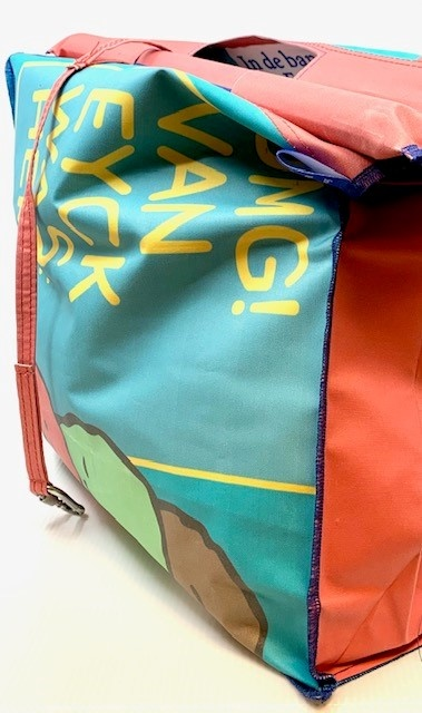 Volmaakt Exclusive shopping bag