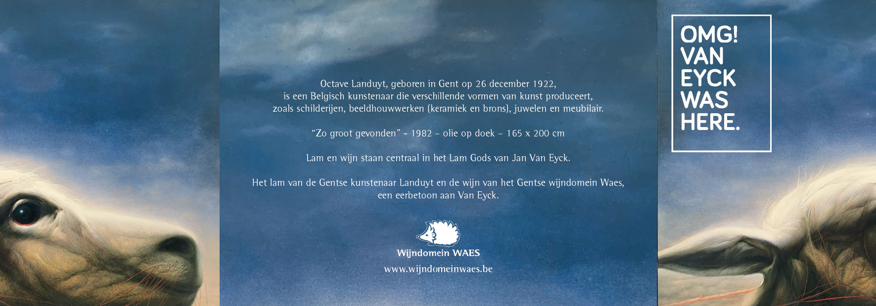 Wijndomein Waes Gift Box Ghent Wine - Wine estate Waes