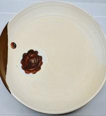 Atelier Caro-K Unique handmade ceramic dish - Atelier Caro-K