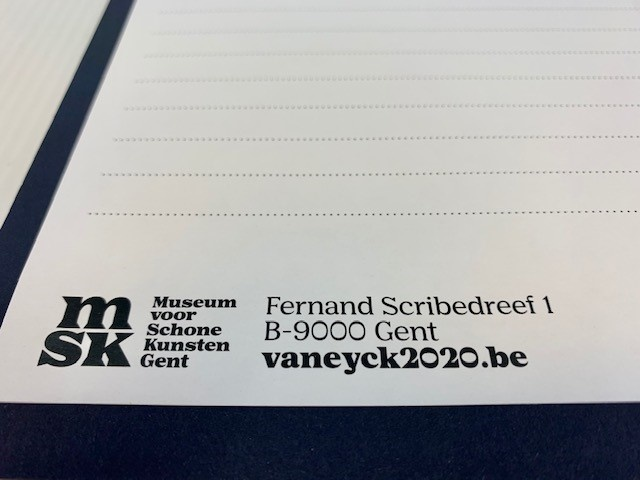 MSK Visitors' catalogue: An Optical Revolution (Dutch) - MSK