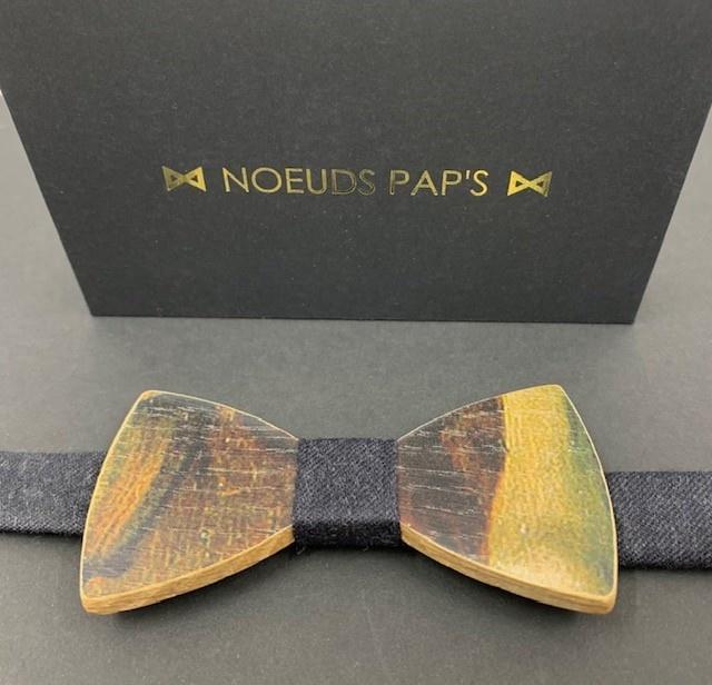 Noeuds PAP's Houten strik - Noeuds PAP's