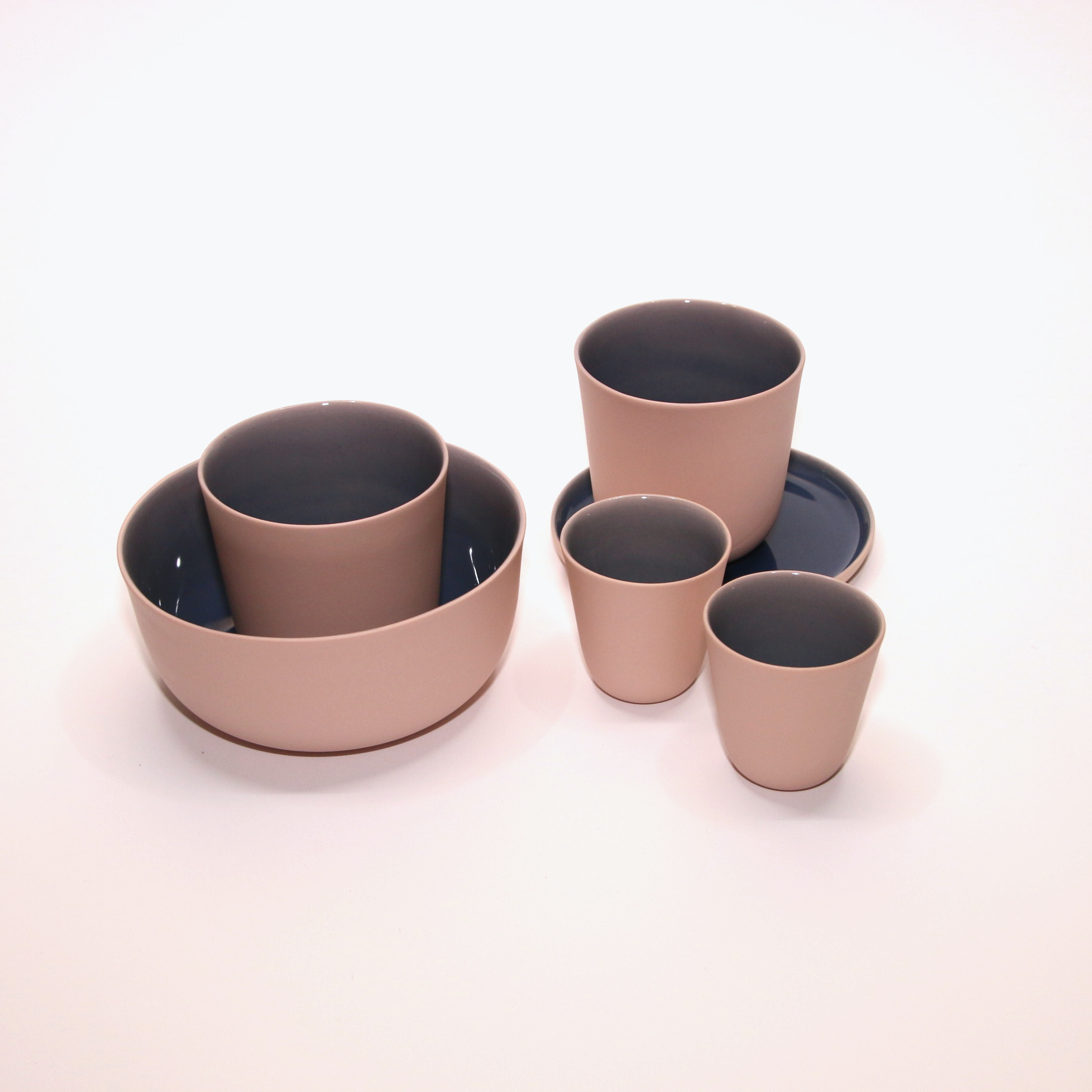 Grace of Glaze Porseleinen espresso tas  - GRACE of GLAZE