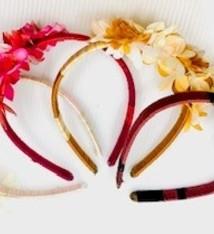 Els Robberechts Flower tiara - Els Robberechts