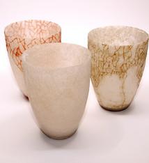 Atrium Unique vase in glass paste - Atrium