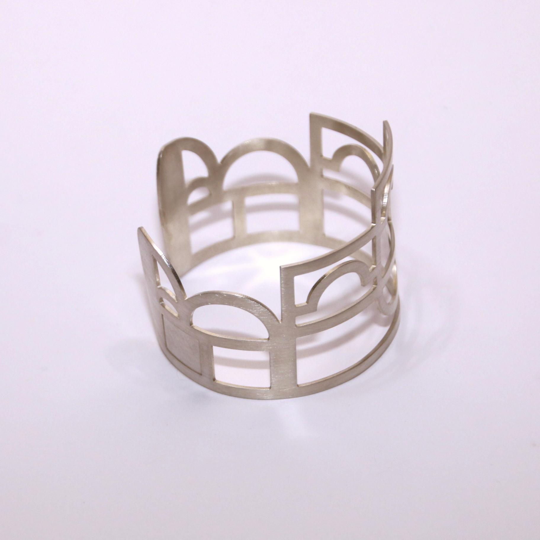Leen Paelman Armband Gentse contouren - Leen Paelman