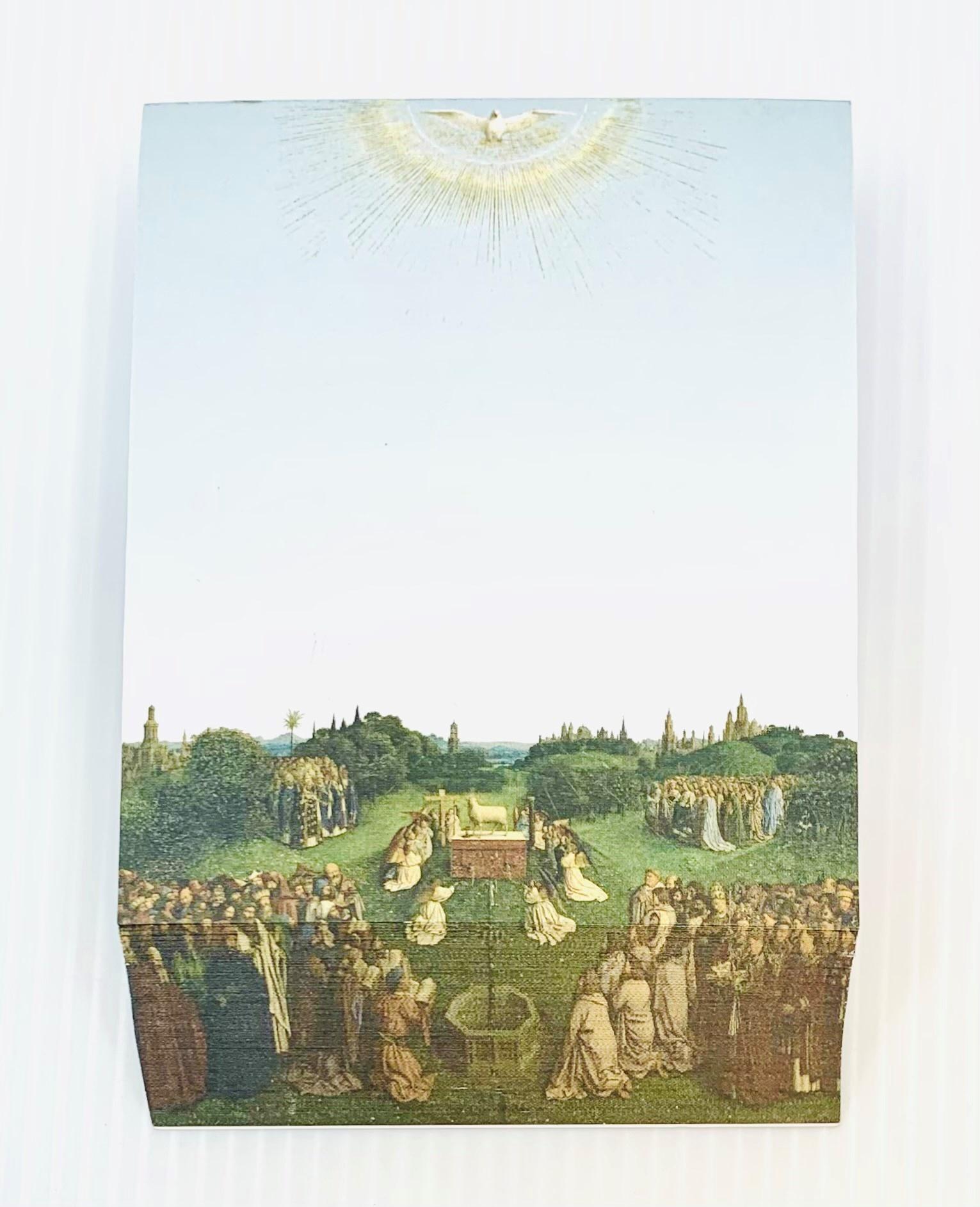 Sint-Baafskathedraal Notitieblok Lam Gods