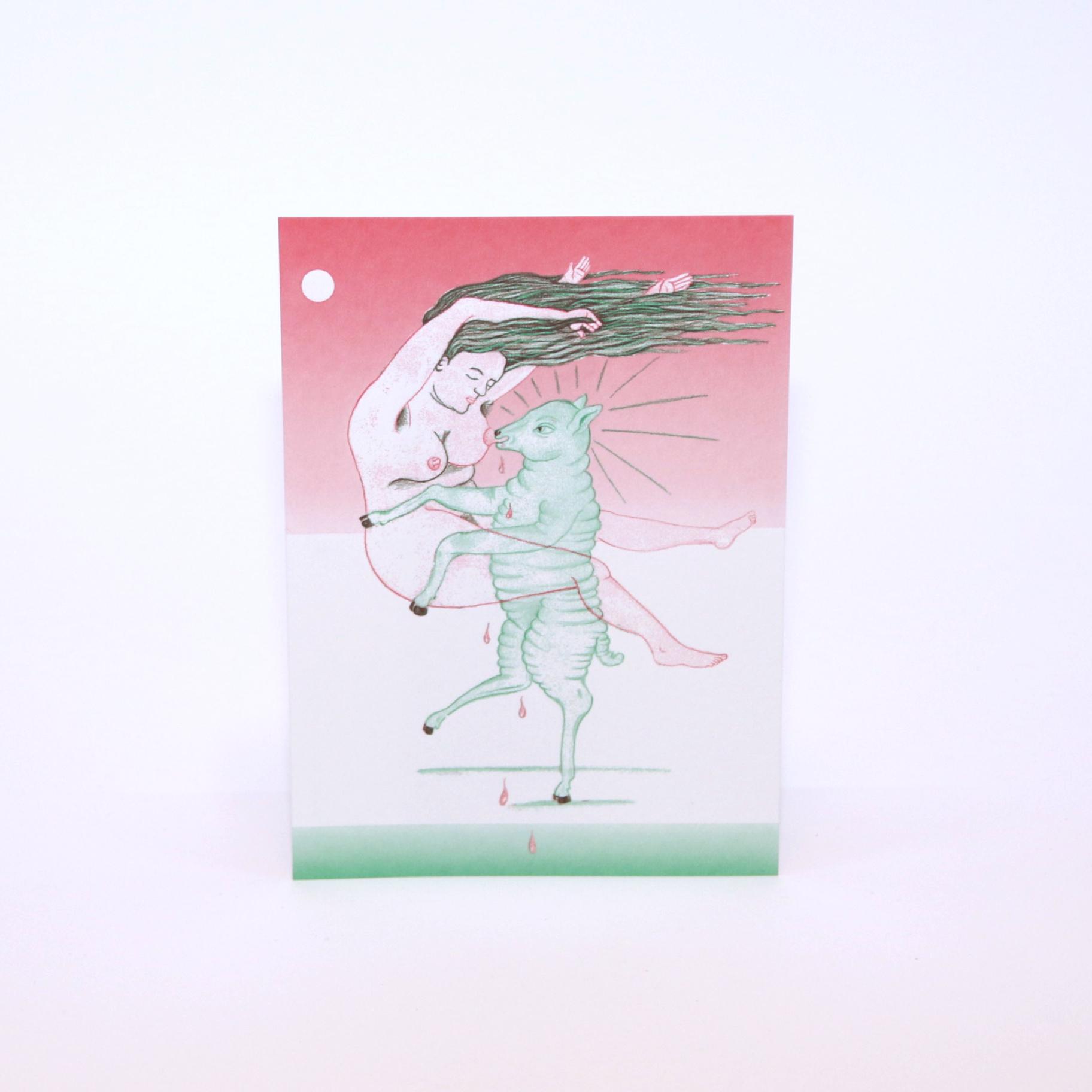 Jozias Boone Luxe postkaart met enveloppe - Jozias Boone