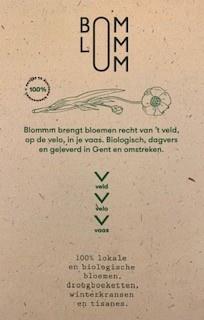 Blommm Birthday calendar - Blommm