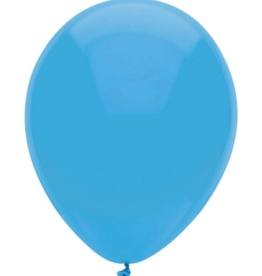 Haza Ballon Blauw Uni