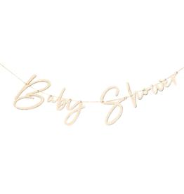 Ginger Ray Botanical Baby Shower Slinger