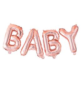 Ginger Ray Twinkle Twinkle Baby Folieballon