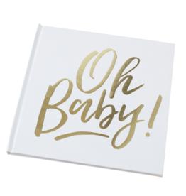 Ginger Ray Oh Baby! Gastenboek