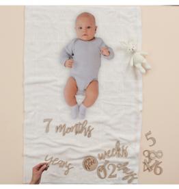 Ginger Ray Baby Milestone Pakket Baby In Bloom