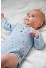 Feetje Romper - Mini Person Blauw