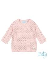 Feetje Omslagshirt - Dots Roze