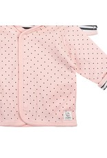 Feetje Omkeerbaar jasje met capuchon - Dots