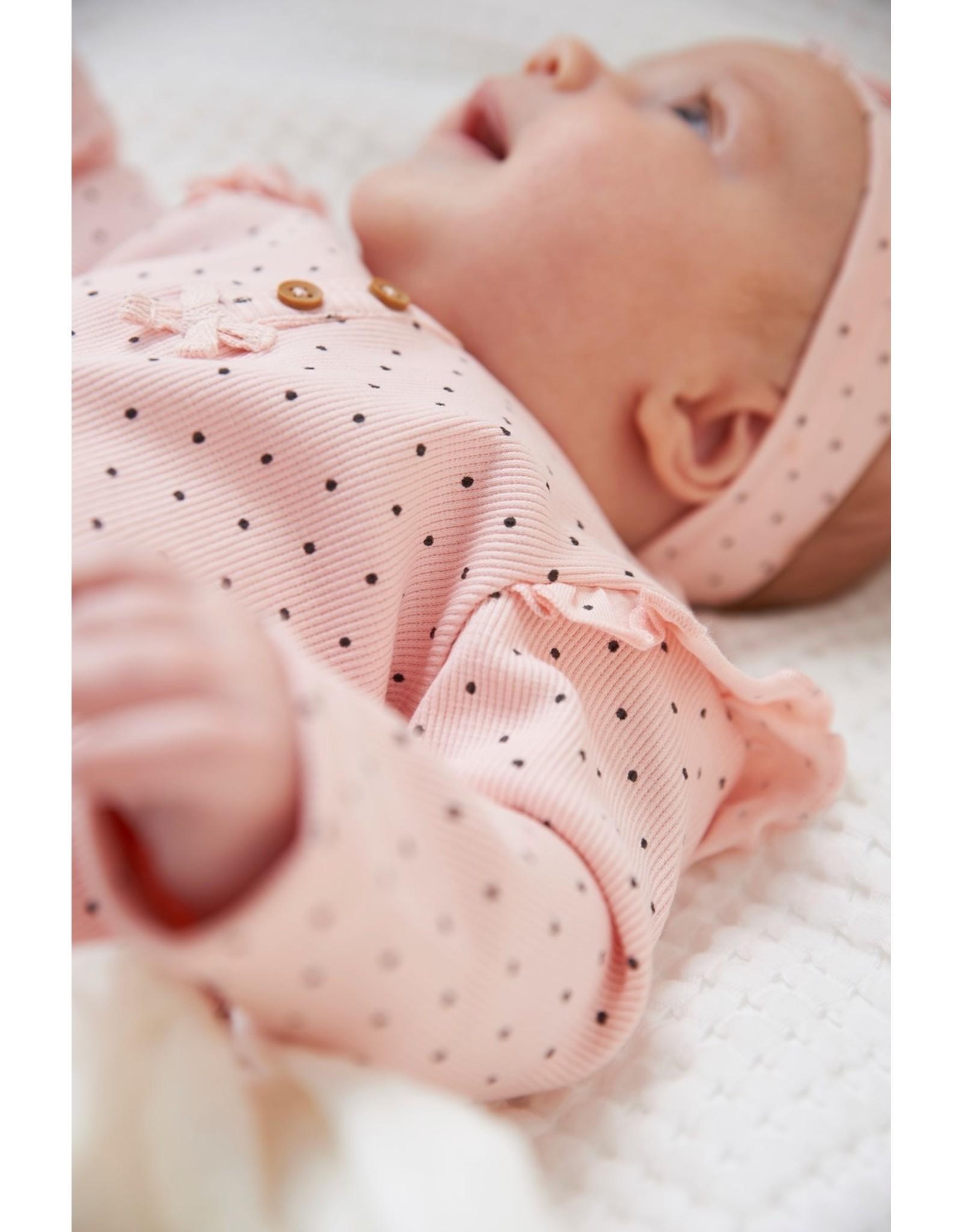 Feetje Haarband - Dots Roze