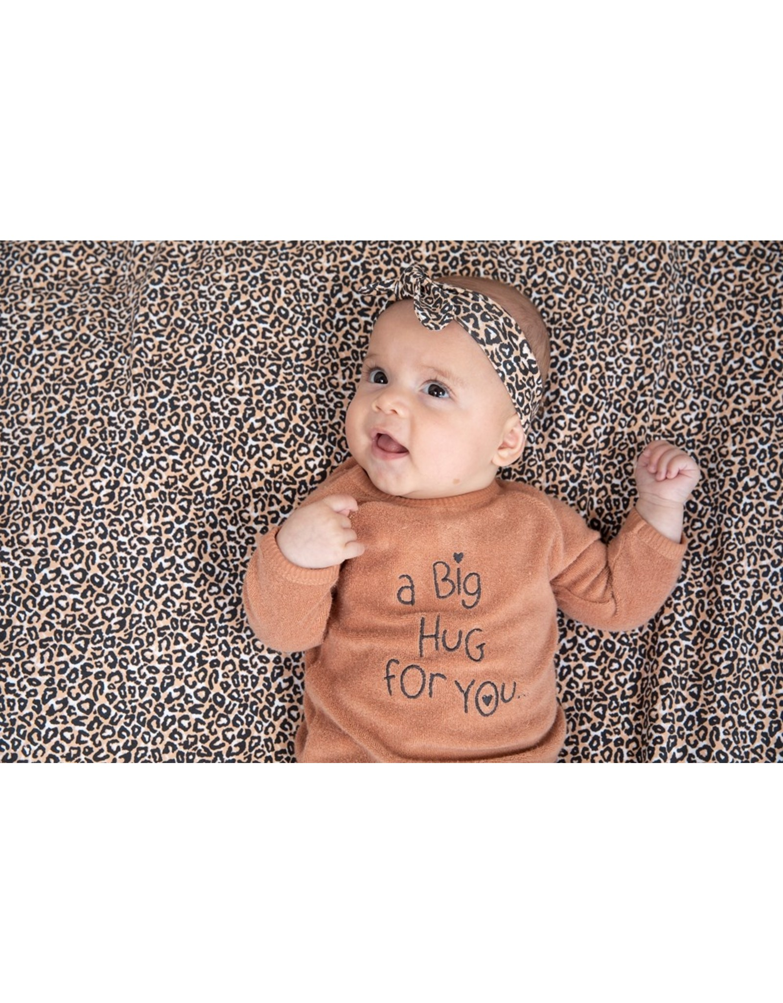 Feetje Sweater - Better Together Camel