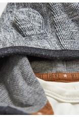 Feetje Dubbelstof jasje met capuchon - Hi There