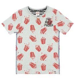 Sturdy T-shirt AOP - Popcorn Power
