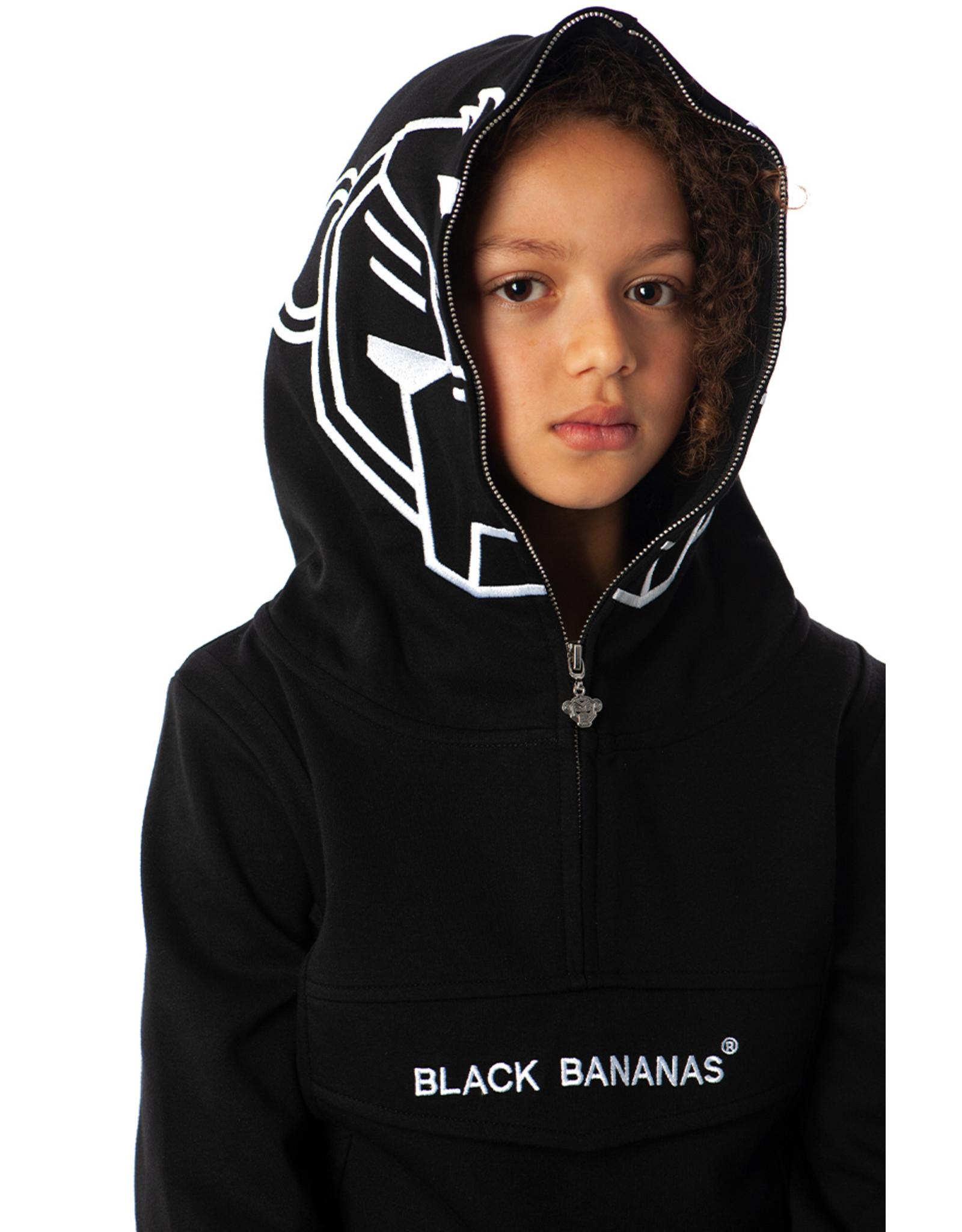 Black Bananas JR Incognito Hoody Black