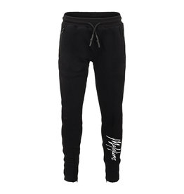 Malelions Junior Trackpants Signature Black