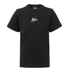 Malelions Junior T-shirt Small Signature Black