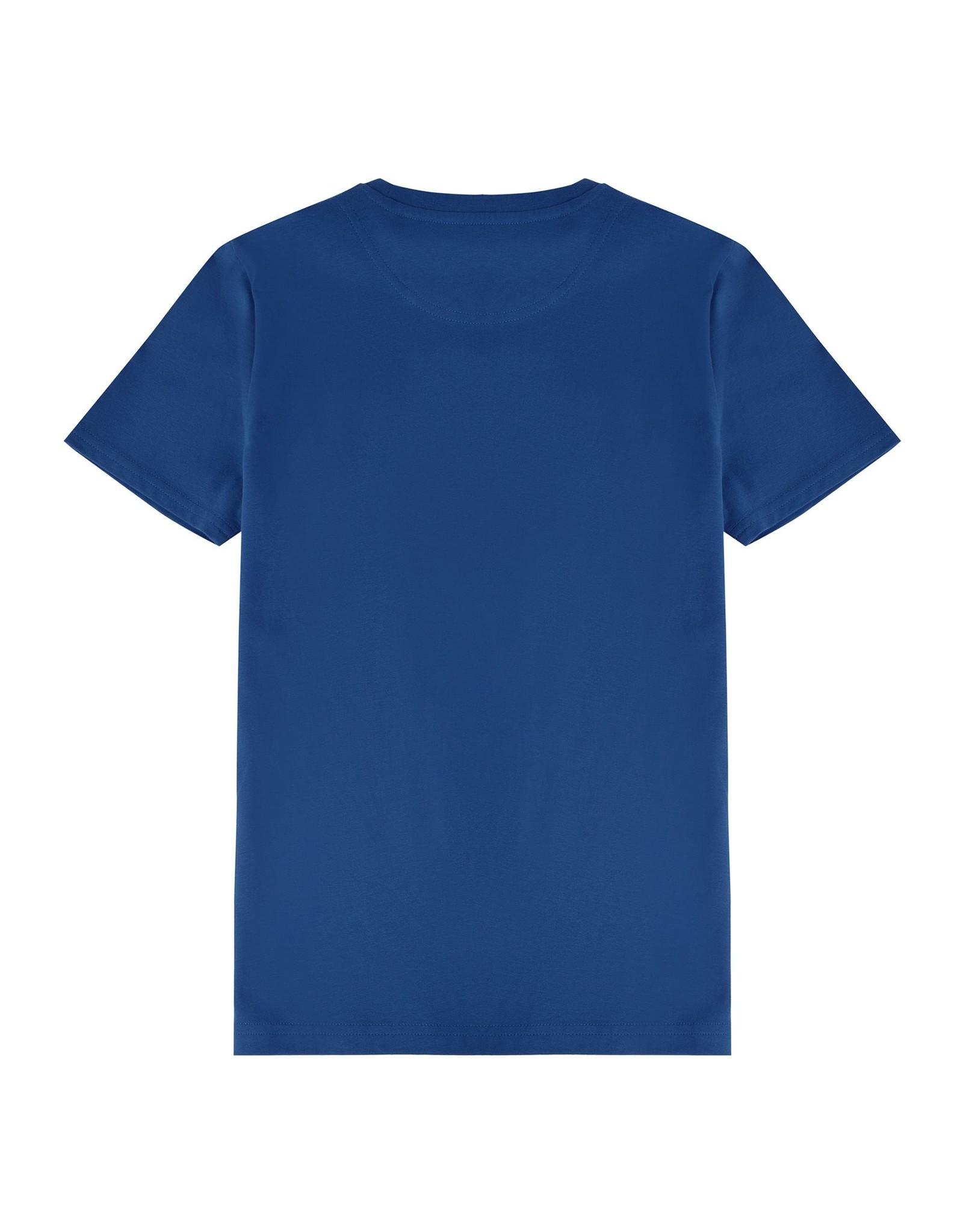 Lyle & Scott BOYS CLASSIC T-SHIRT 073 ESTATE BLUE