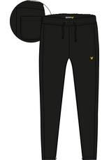 Lyle & Scott BOYS ZIP SKINNY BB JOGGER 023 BLACK