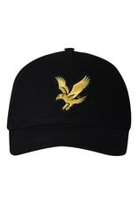 Lyle & Scott Boys Eagle Cap Black