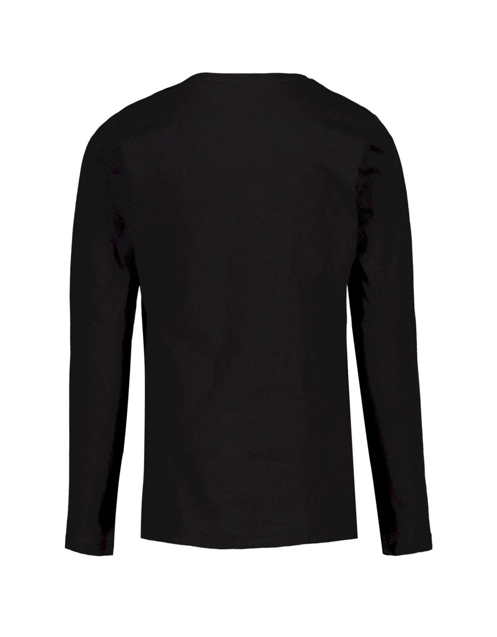 Guess Shirt met lange mouwen Zwart