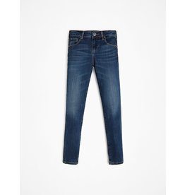 Guess Jeans Eco Skinny Fit Feather Weight Blue