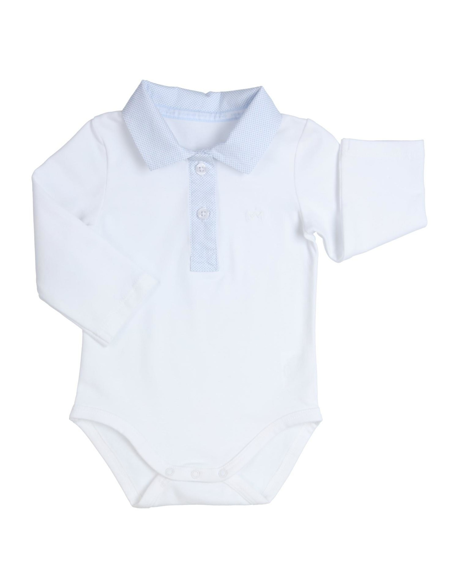 Gymp Babypakje Polo Romper Aero
