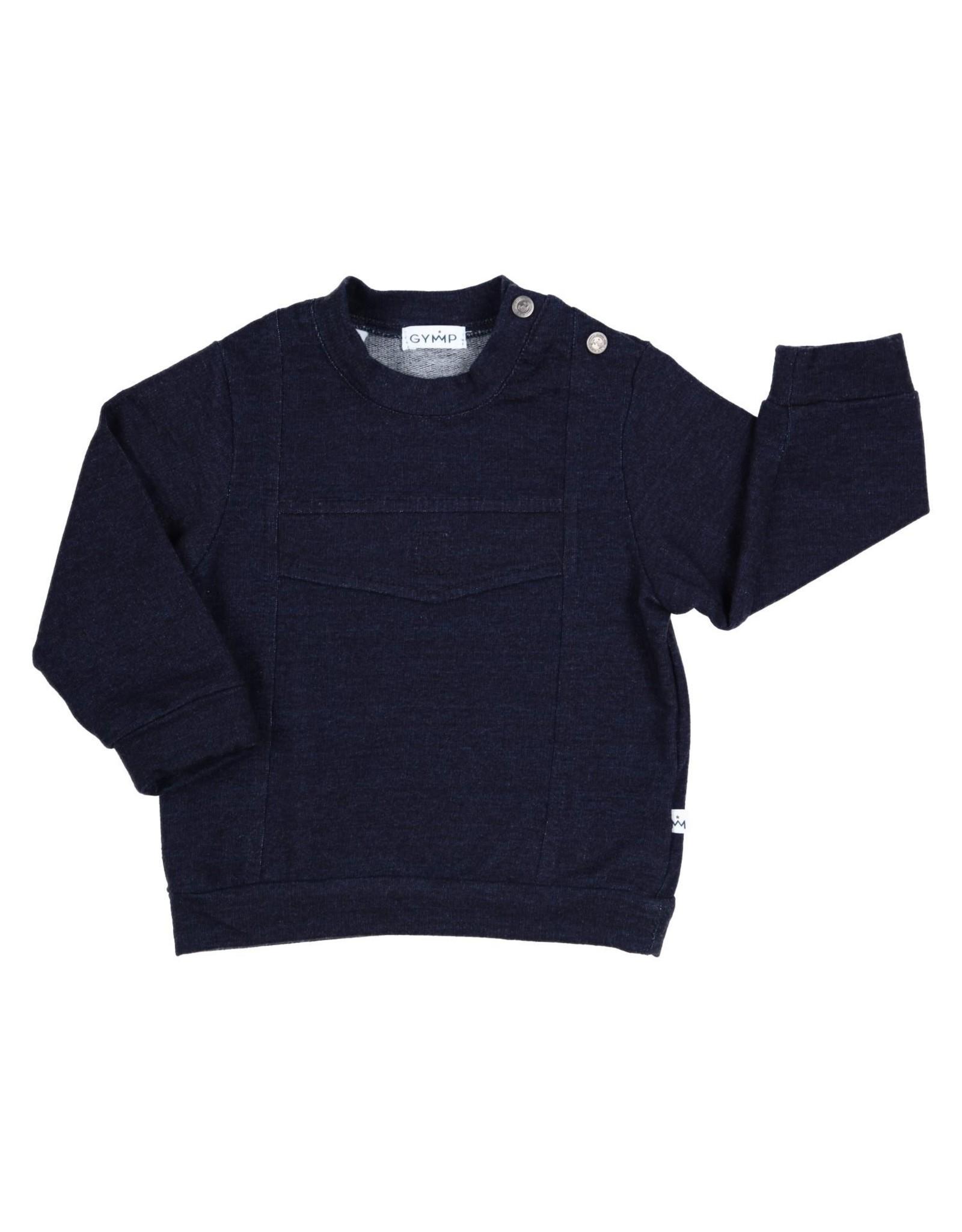 Gymp Sweater Marine