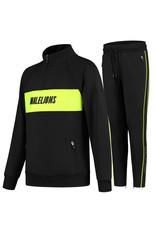 Malelions Junior Sport Uraenium Tracksuit Black