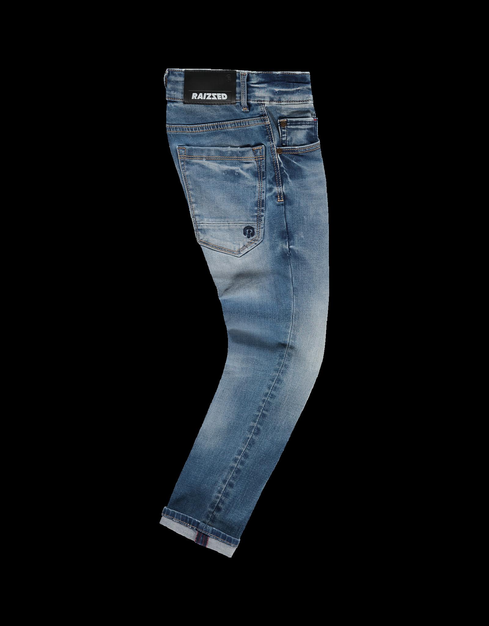 Raizzed Jeans Tokyo Mid Blue Stone